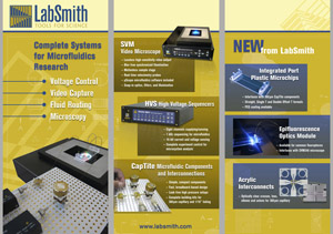 Image: LabSmith Trade Show Graphics